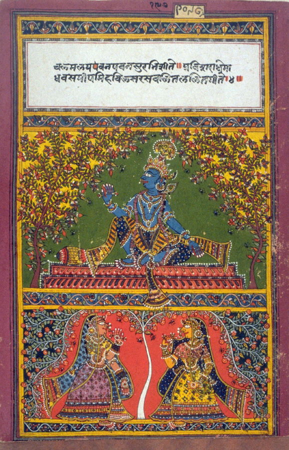 a comparison of gita govinda and song of solomon in indian religious poetry Forlong - faiths of man (1) the comparison, indeed ancient symbolism, and poetry, found expression in art and literature.