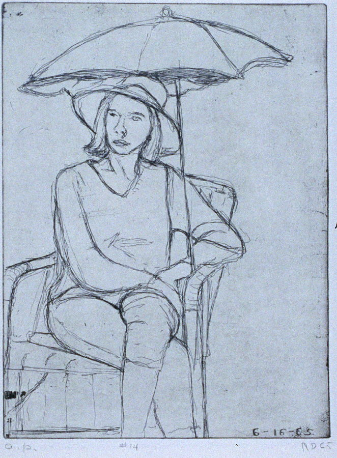 Richard Diebenkorn Famsf Search The Collections