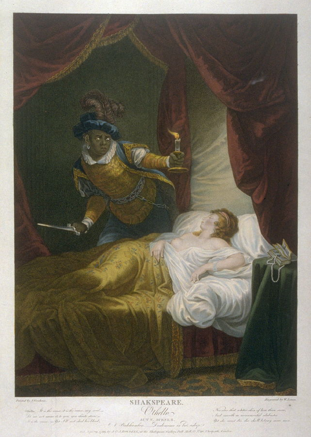 othello act 5 scene 2 In act 5 scene 2 shakespeare builds up to a dramatic climax with desdemona's death when othello strangles her and that of a pitiful othello realises he has been tricked by iago, takes his own life.