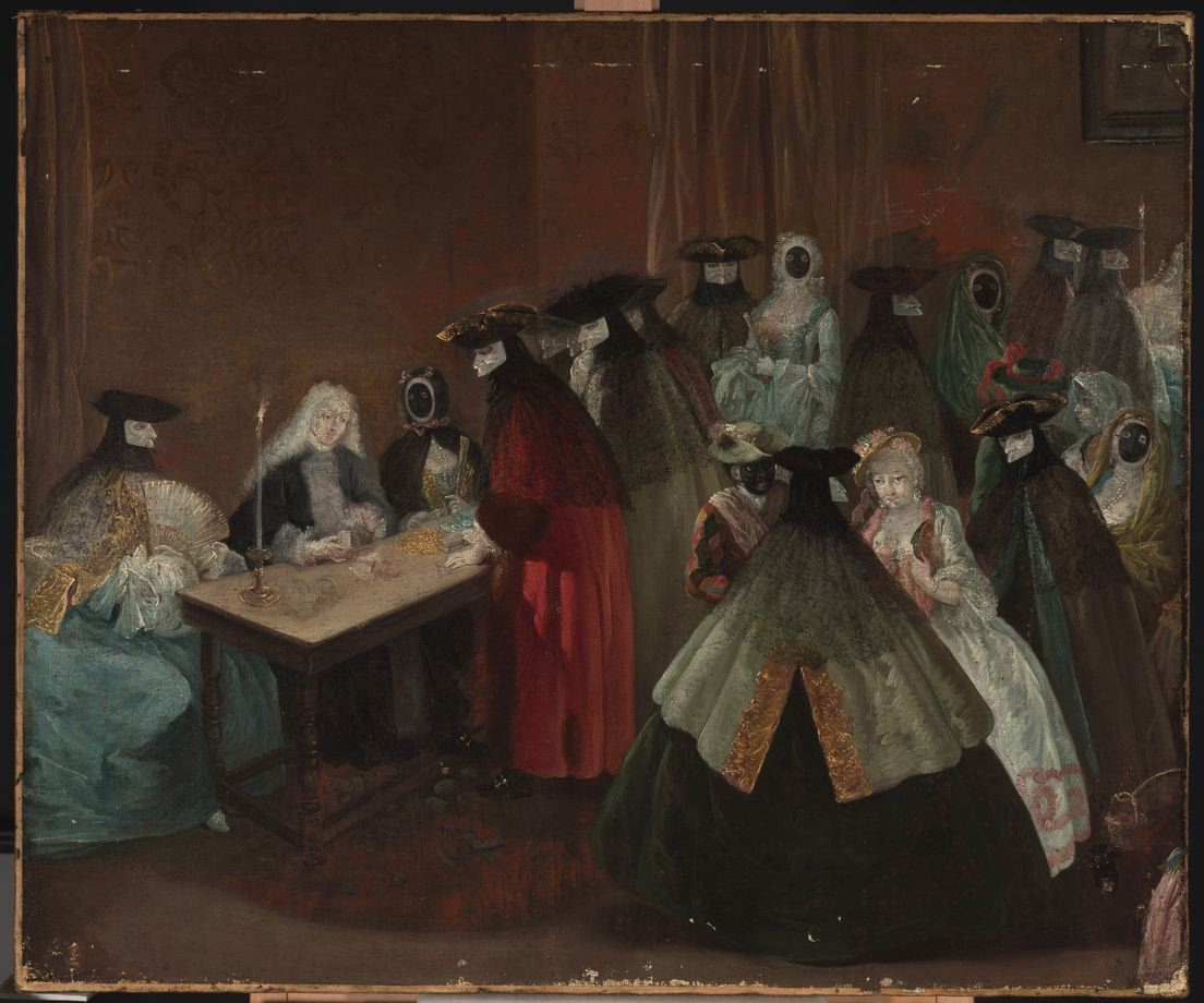 Bal Masque Pietro Longhi Search The Collections