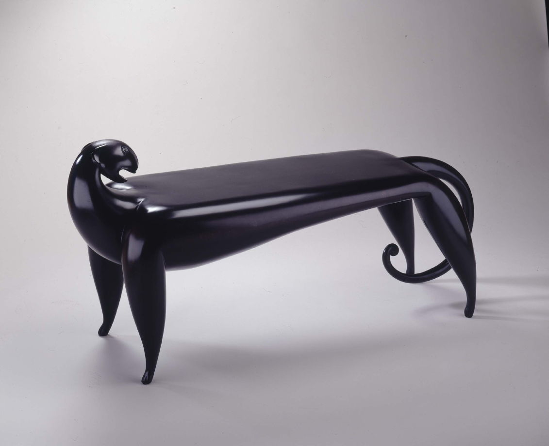 Jaguar Bench Judy Kensley Mckie Famsf Explore The Art