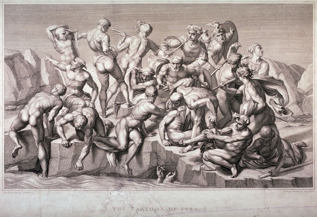 Image result for The Battle of Cascina