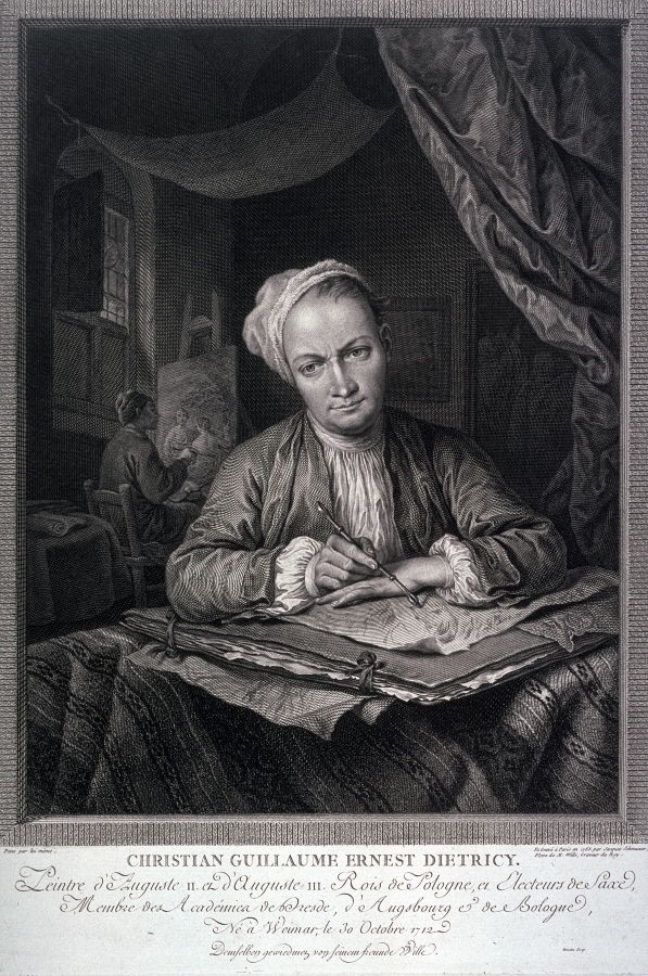 18th century literature dieterich A comprehensive guide to british literature of the re including biographies and works never before published on the web as well as additional resources.