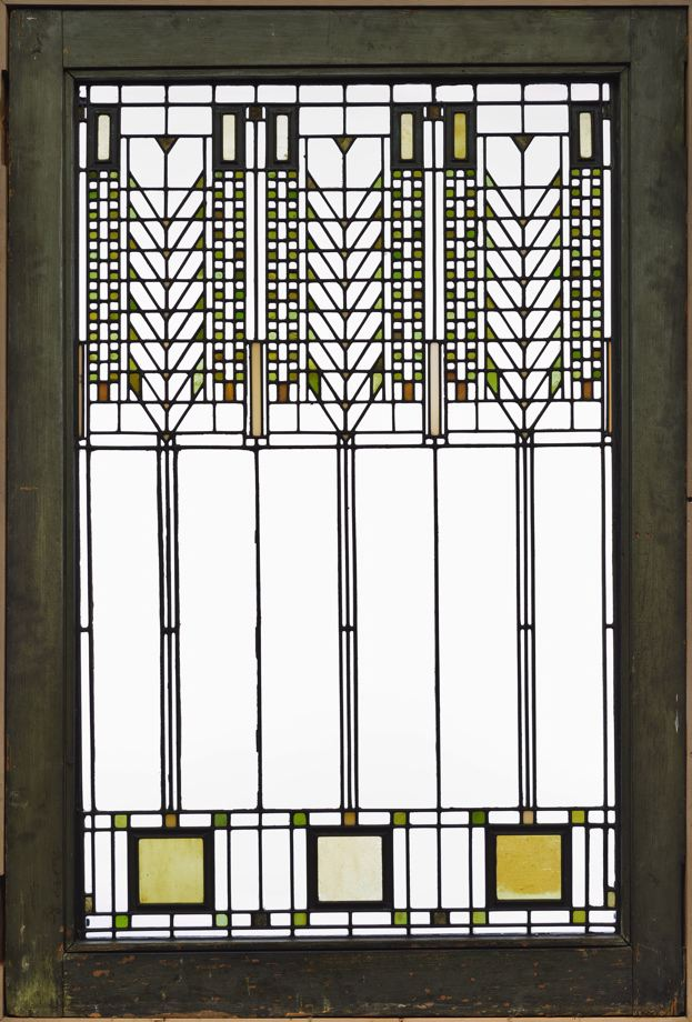 Tree of life window from the darwin d martin house for The new window company
