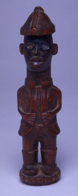 Standing Male Figure (Nkisi)
