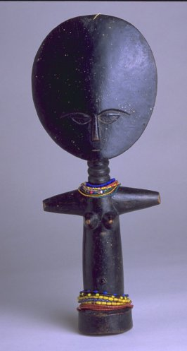 Standing Female Figure (Akua'ba)