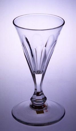 Liqueur or sherry glass