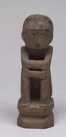 Seated Bulul Figure