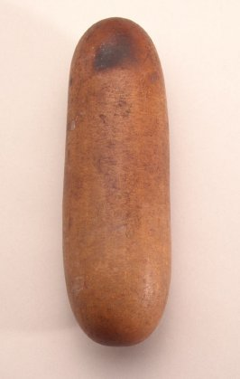 Gourd, made into bottle with stopper
