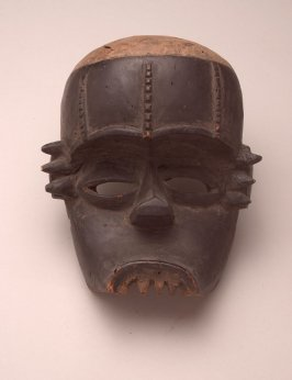 Mask for Ekpo Society