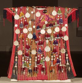 Girl's Ceremonial Overdress