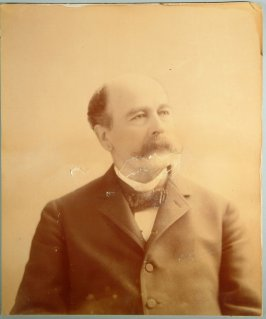 William T. Coleman, prominent merchant (framed)