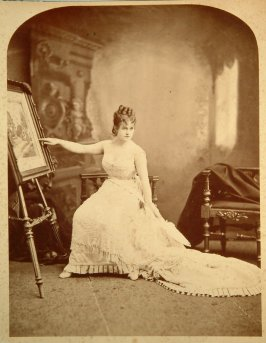 The Actress (Alice L. Lee)