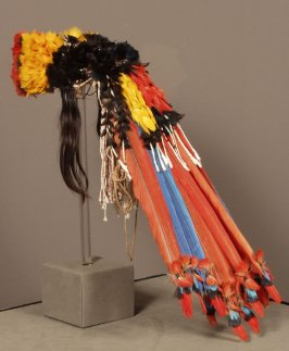 Feather headdress (myhara)