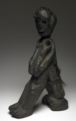 Seated Figure, Household God (tinag-tagu)