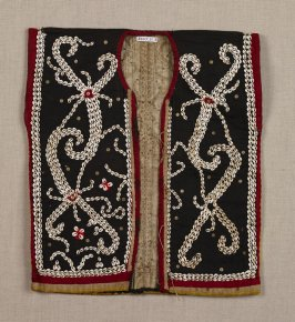 Woman's ceremonial jacket (sape buri)