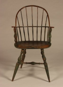 Sack-back Windsor Arm Chair