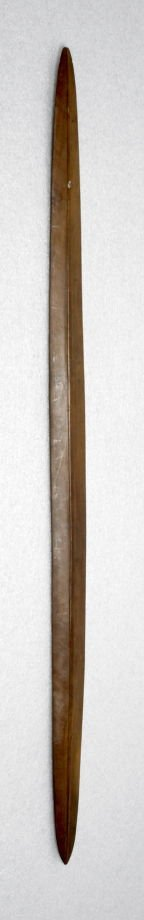 Sword used for mat making