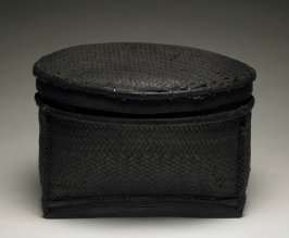 Akob Basket with Lid