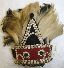 Chieftain's headdress