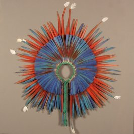 Man's headdress