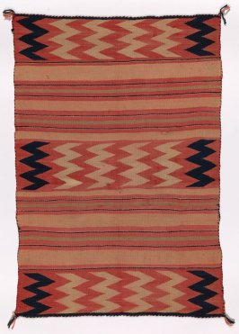 Saddle blanket or rug
