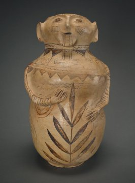 Effigy Vessel