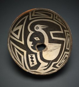 Bowl (Human-Avian Composite)