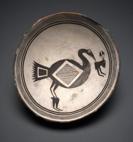 Bowl (Bird and Rabbit)