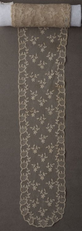 Lappet, Brussels applique