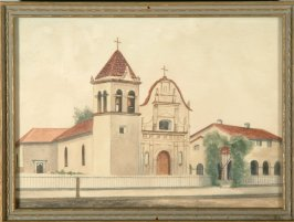 Mission San Carlos Borromeo in Carmel