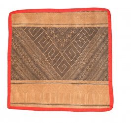 Buddhist bowing cloth