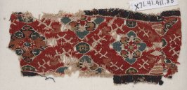 Coptic Fragment, probably from a garment(with .8a)