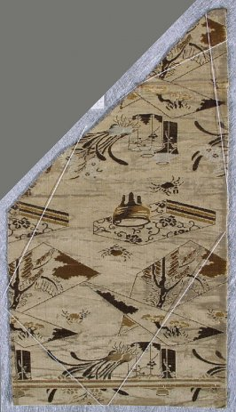 Textile fragment from an oi
