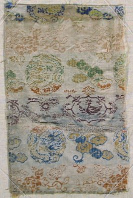 Fragment of brocade