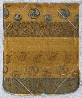 Textile fragment from an obi