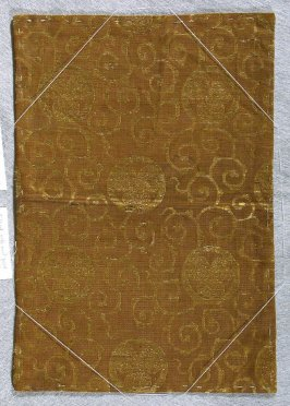 Textile fragment froma kesa or temple furnishing