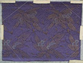 Textile fragment of an obi