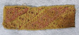 Textile fragment, probably from a garment