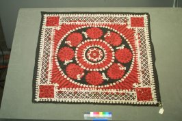 Square made for Syrian Druse