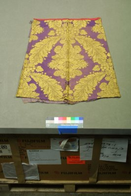 Fragment of a vestment