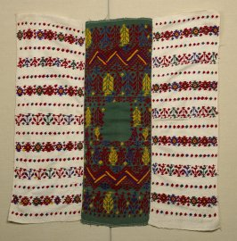 Woman's blouse (huipil)