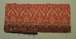 Fragment of a Kashmir shawl