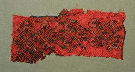 Fragment of a bodice