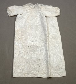 Child's baptismal dress