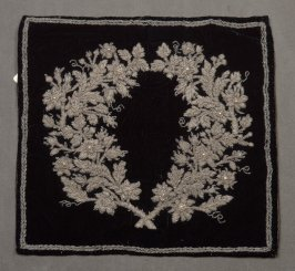 Embroidery - mourning