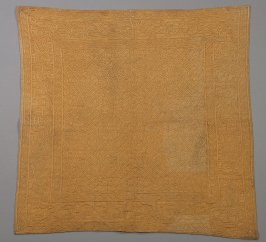Tablecover: gold