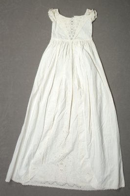 Infant's christening dress