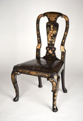 Side Chair with drop-in Seat