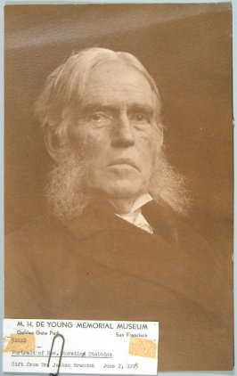 Reverend Dr. Horatio Stebbins